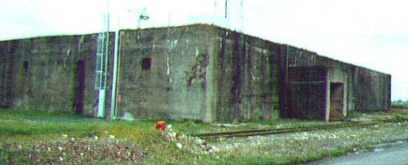 La Pallice - Torpedo bunker